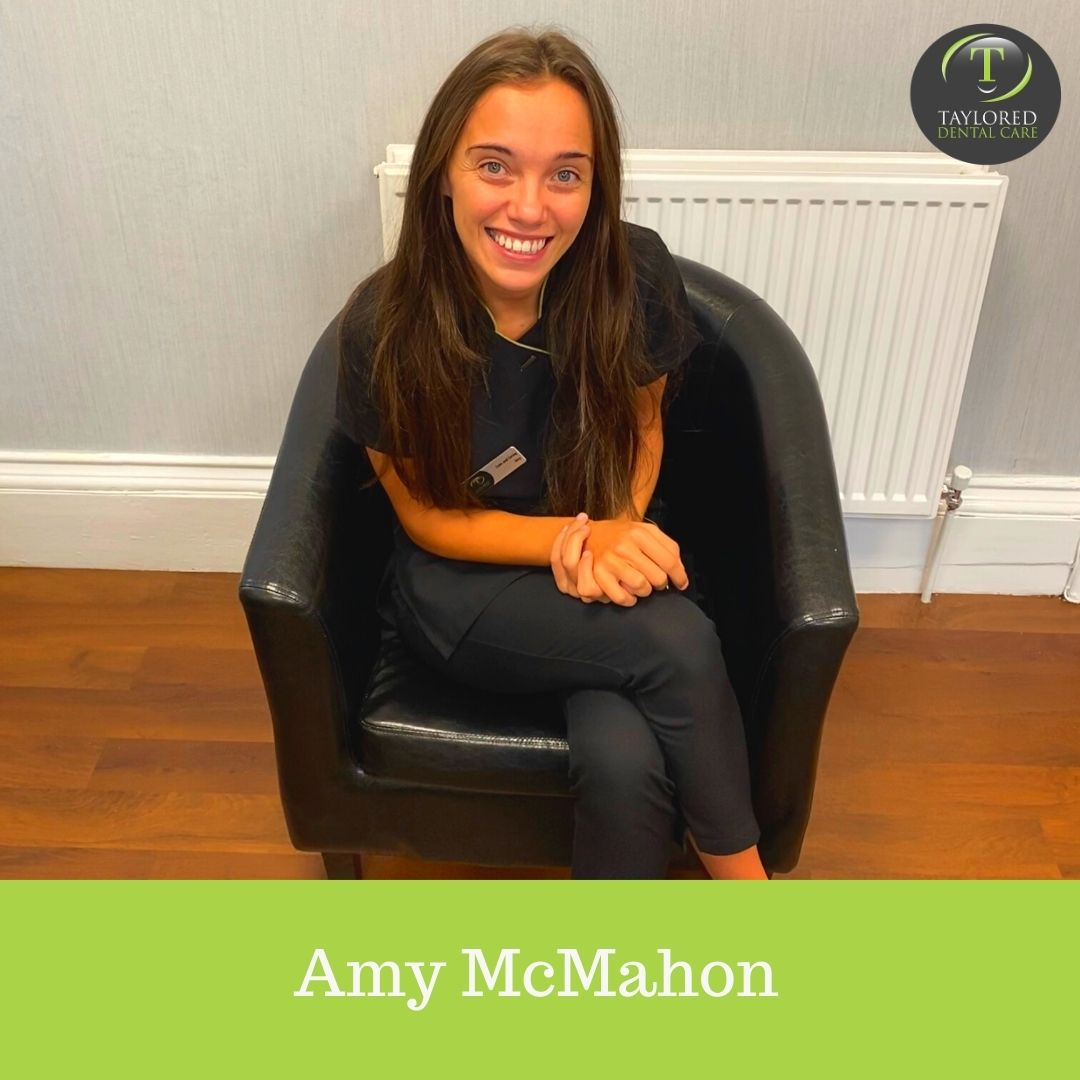 Amy McMahon - Head Receptionist